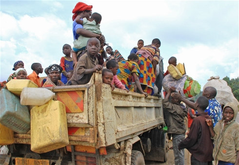 More refugees are expected as fighting continues in the DRC. Photo: Samuel Okiror/IRIN