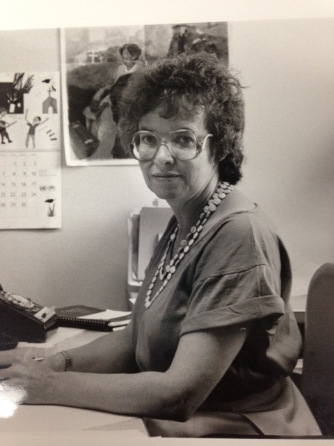 Kathleen Ptolemy. Photo: Anglican Church of Canada Archives