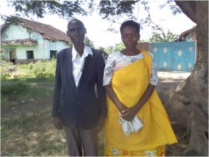 married couple in Burundi. Photo: Zaida Bastos