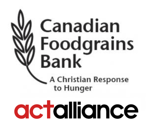 PWRDF is a proud member of CFGB and ACT Alliance.