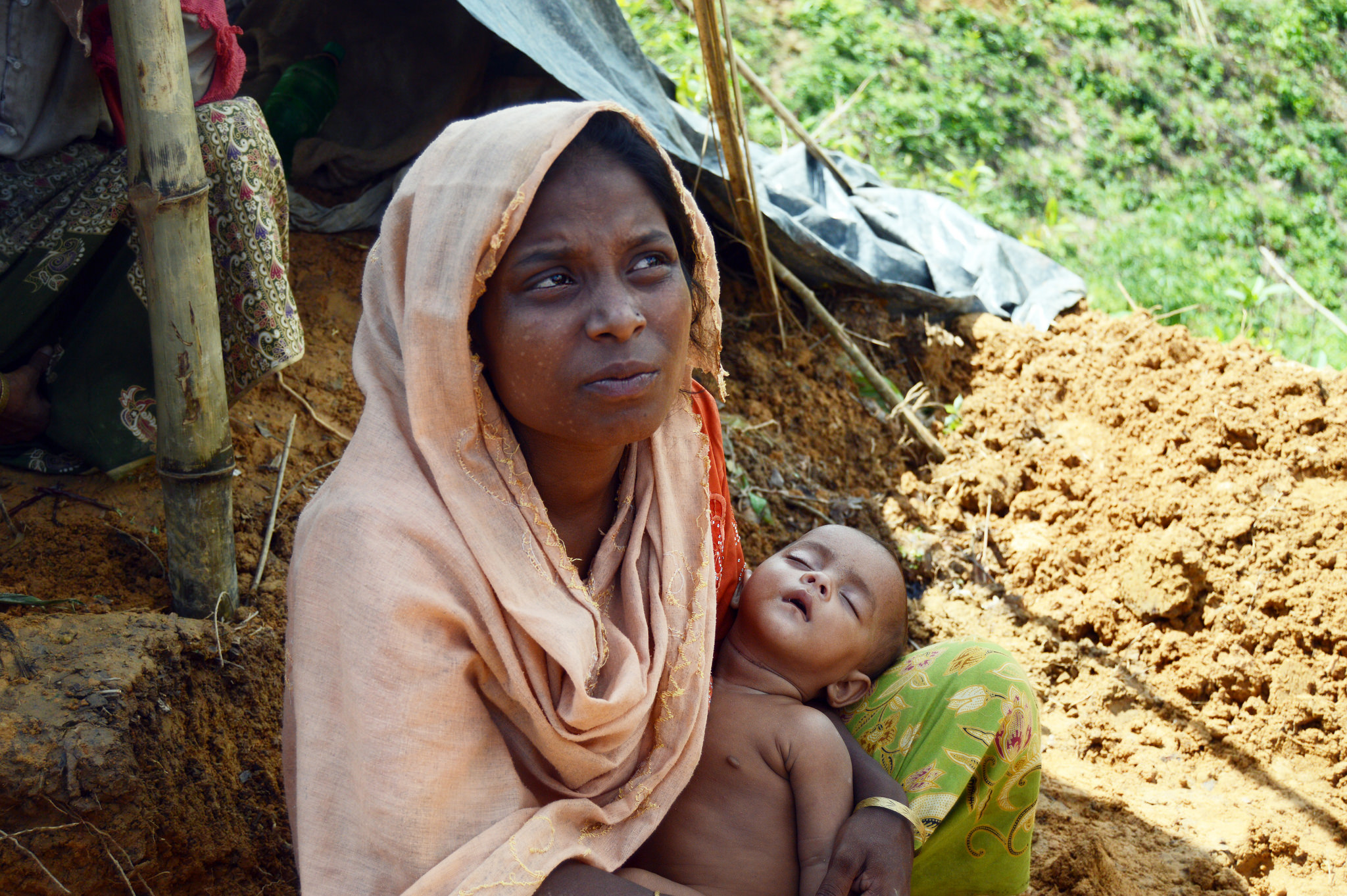 Rohingya relief