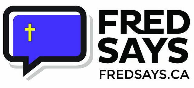 Fred Says logo