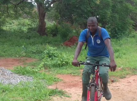 A Community Health Worker