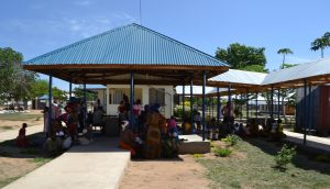 A recent photo of the Mtandi clinic.