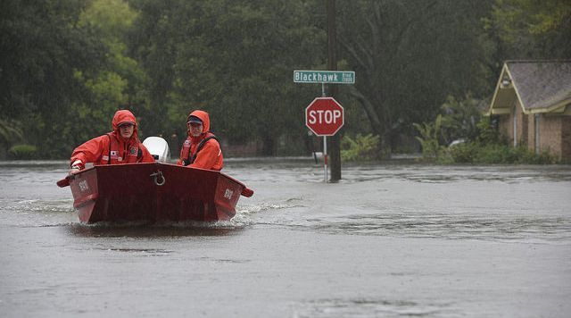 Episcopal Relief & Development is partnering with dioceses throughout the affected areas in Texas and Louisiana as they assess the ongoing impact of Hurricane Harvey and prepare to respond. Photo Episcopal Relief and Development