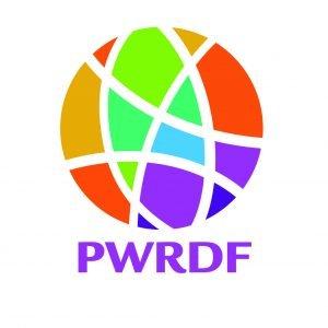 PWRDF Globe Logo